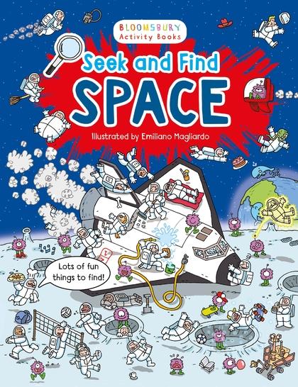 Seek and Find Space