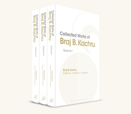 Collected Works of Braj B. Kachru Vol 1-3: Braj Kachru