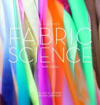 JJ Pizzuto's Fabric Science 10th Edition: Allen C. Cohen ...