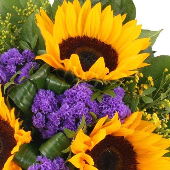 Blumenstrau SommerFreude  Blumen online verschicken mit