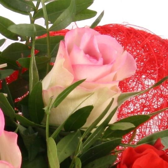 Blumenstrauss Danke dass es Dich gibt  Blumen online