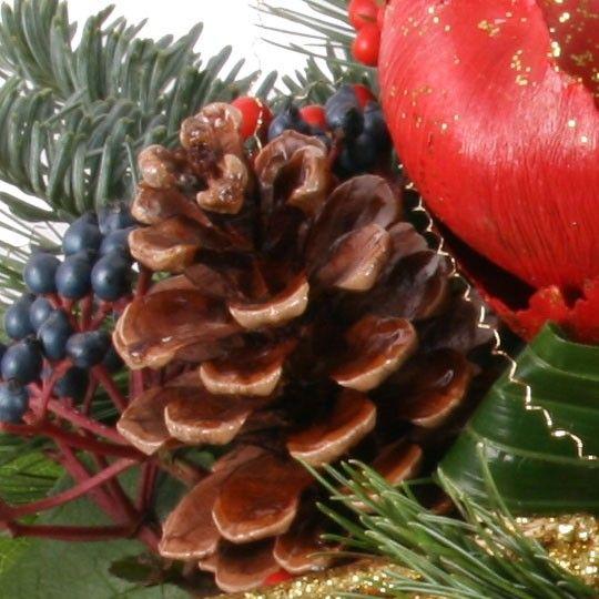 Blumenstrau Weihnachtszauber  Blumen online bestellen