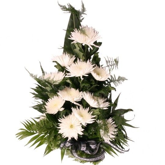 Grabstrau Stille Trauer  Blumen online verschicken auf