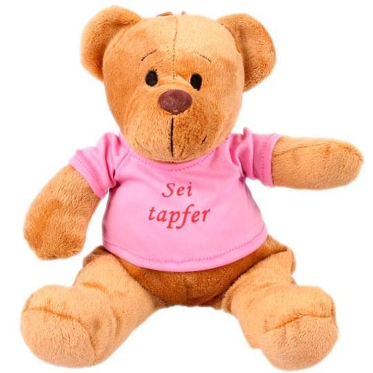 Teddy als Ergnzung zu Ihrem Blumenstrau  online