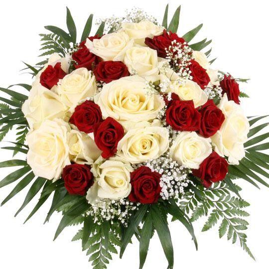 Blumenstrau RosenTraum Premium mit 3 Gratiszugaben Ihrer