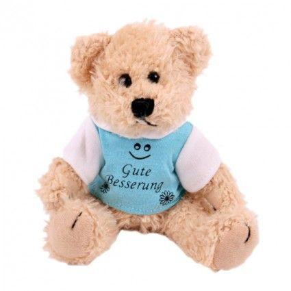 Teddy als Ergnzung zu Ihrem Blumenstrau  Sie whlen die Anzahl  Figuren und Blumen online