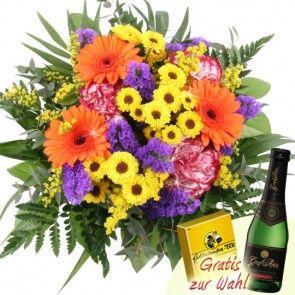 Blumenversand  Blumen online  Blumen verschicken mit