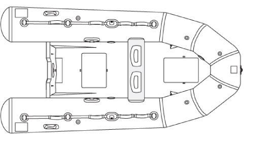 2012 Zodiac CADET RIB 340 Buyers Guide US Boat Test.com