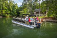 2018 Aqua Patio AP 259 CBD Buyers Guide US Boat Test.com