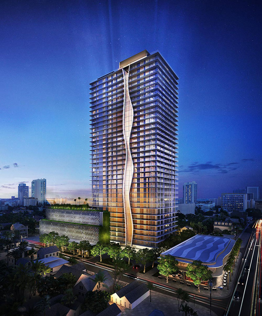 ION East Edgewater Miami Condos For Sale And Rent