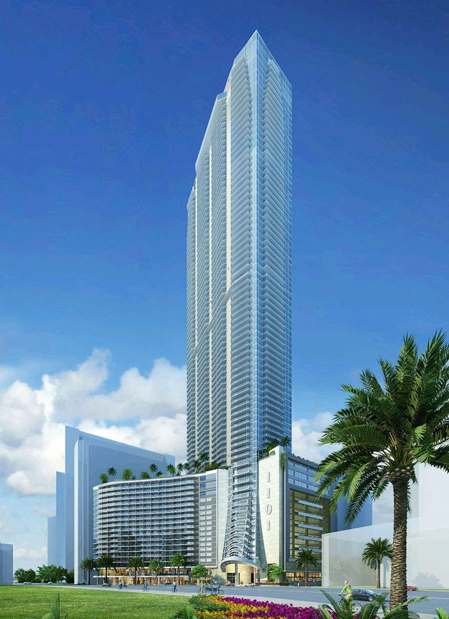 Panorama Tower Brickell Condos For Sale And Rent