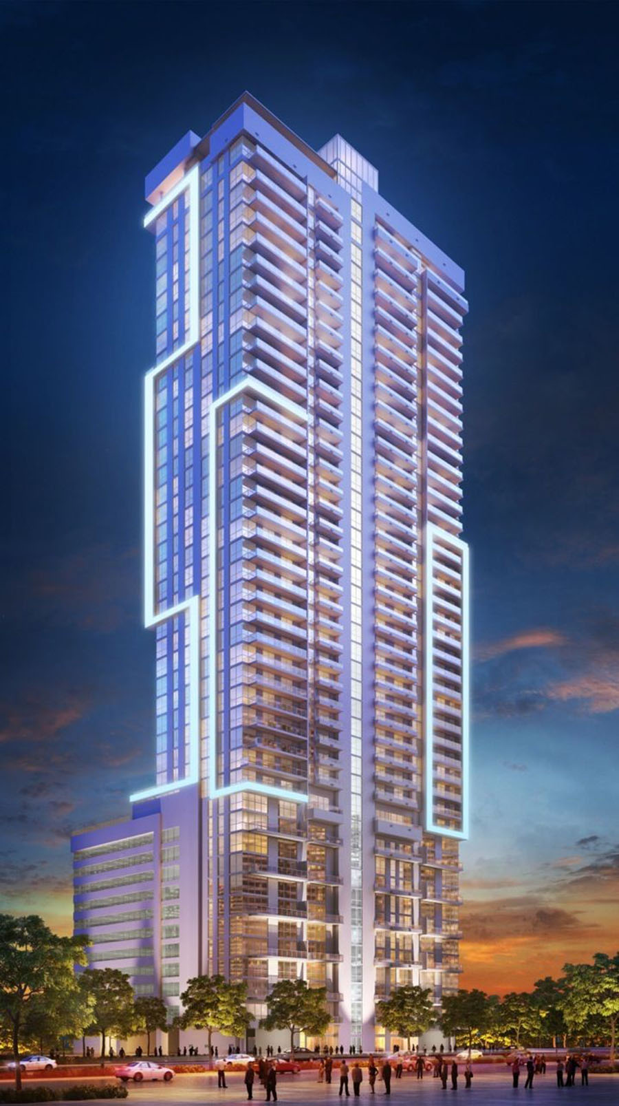 The Bond Miami  Condos for sale and rent  Bogatov Realty