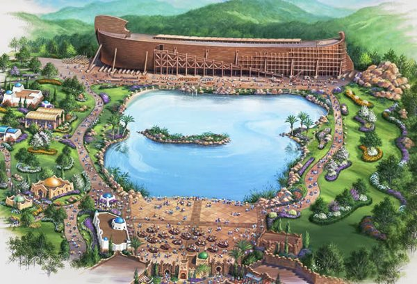 Ark Encounter Theme Park Expansion Of Creation Museum
