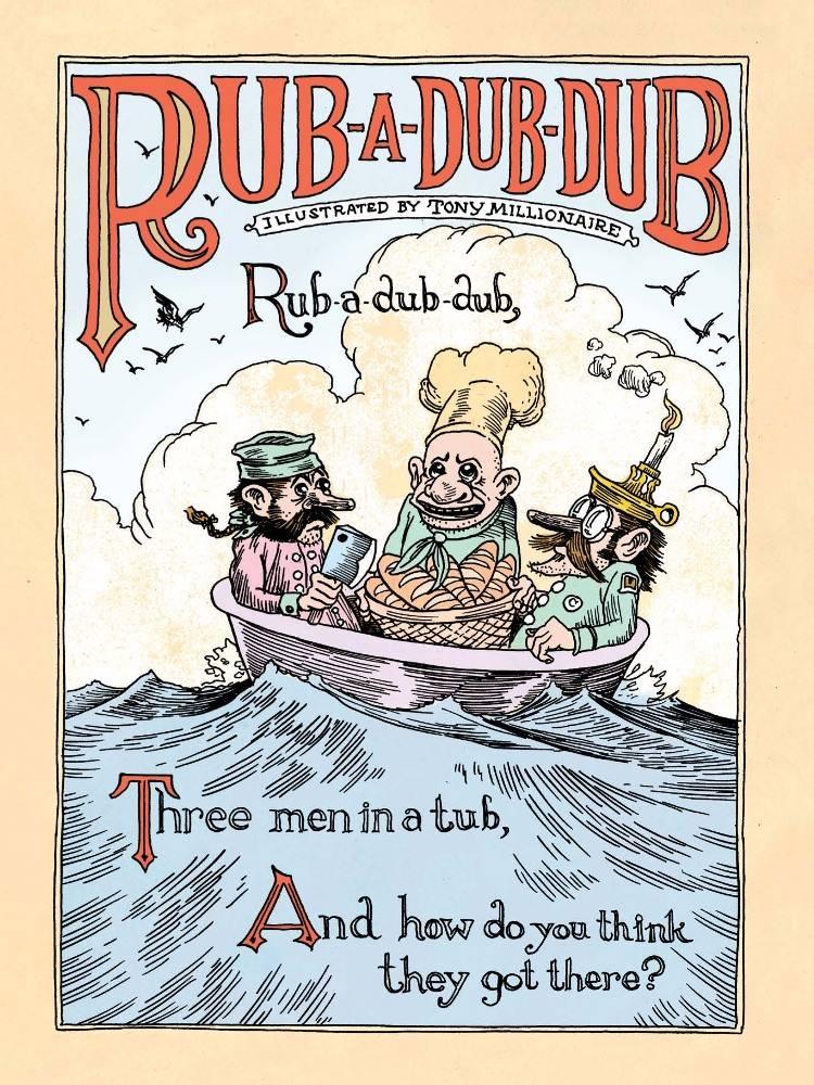 Nursery Rhyme Comics Great Comic Illustrators Do Mother
