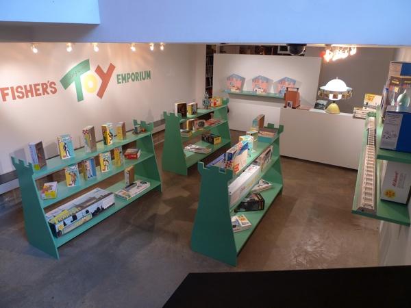 On November 10, U201cRandy Regier: H. Maxwell Fisheru0027s Underground Toy Emporium  And Spaceship Parkingu201d Opened At Jim Kempner Fine Art, 501 West 23rd  Street, ...