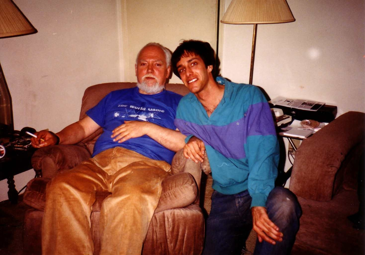 robert anton wilson essay There's an essay i like to share, by robert anton wilson, that gave me the single  best tool for understanding the world and the people in it.