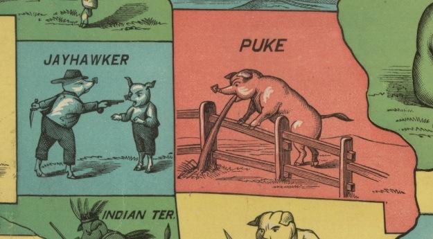 Puke-Pig