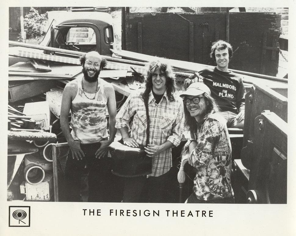 Firesign Theater's Peter Bergman: 1939-2012 / Boing Boing