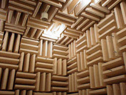 Inside the world\'s quietest room / Boing Boing