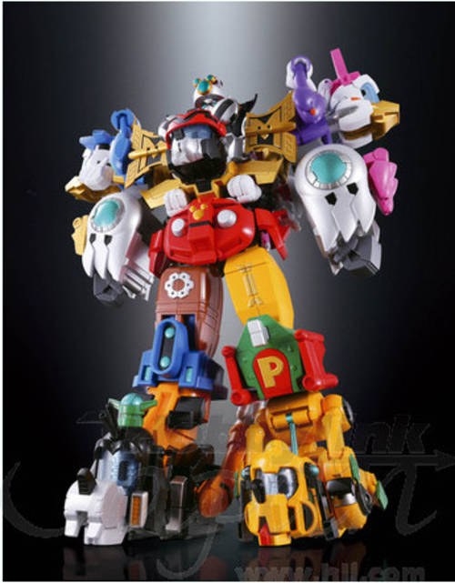 Voltronoid Mickey Mouse Amp Friends Transforming Robot Toy