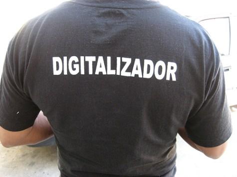 PRAHPN: Digitalizador