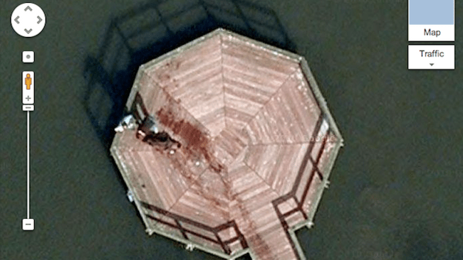 Reddit users may have discovered a murder on Google Maps