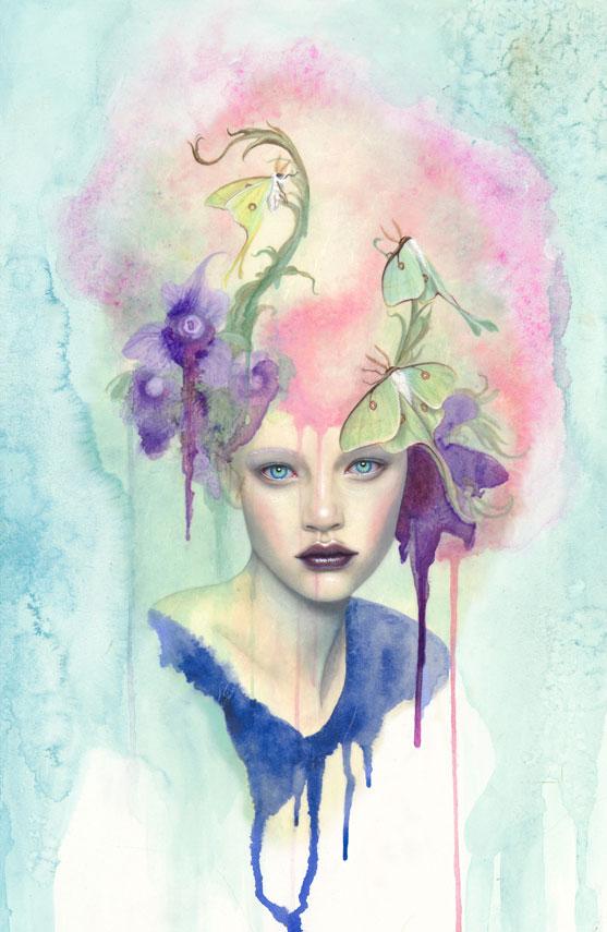 Nature 39 s unattainable beauty the art of redd walitzki for Desire miroir miroir