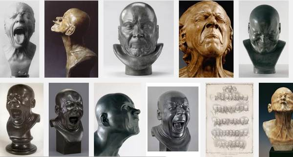 The fascinating character heads of Franz Xaver Messerschmidt