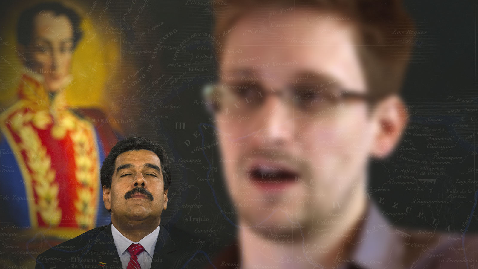Snowden and Venezuela: My bizarre experience in the surveillance state