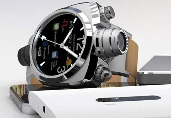 Smartwatch with 41 megapixel camera / Boing Boing