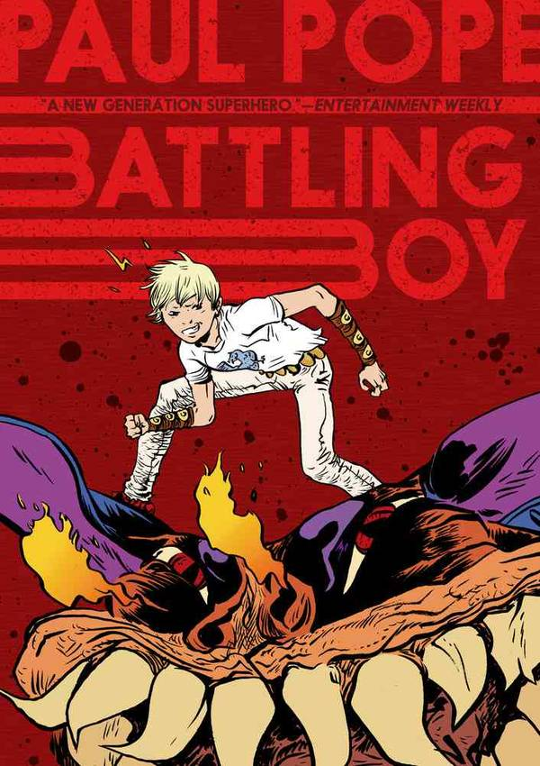 Battling boy paul pope surpasses himself boing boing paul pope is one of the great comic book creators working today a major talent who keeps on surpassing himself but even by those standards battling boy fandeluxe Images
