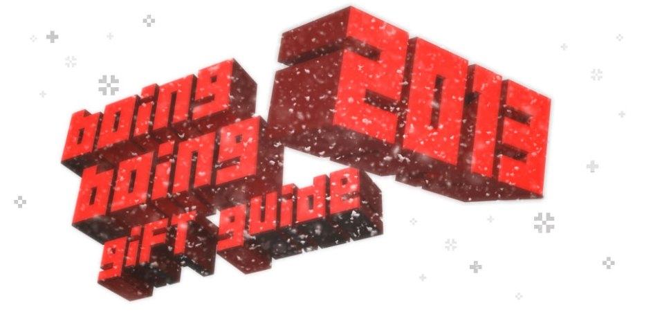 Boing Boing Gift Guide 2013 Boing Boing