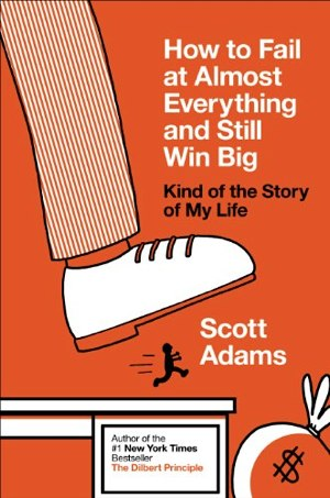 in his new book, how to fail at almost everything and still win