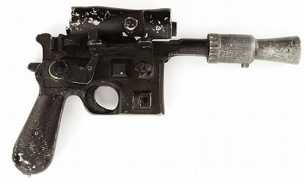 Quite possibly the most exciting science fiction weapon to have been offered for public auction