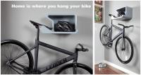 Shelfie, a wall bike mount / Boing Boing
