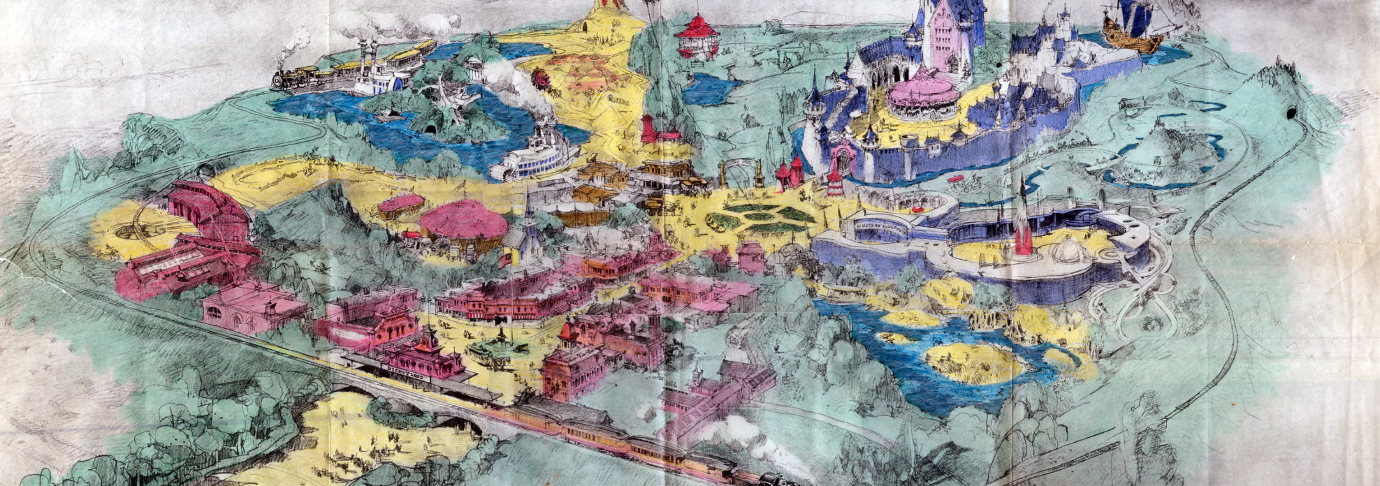 Disneyland's original prospectus revealed!