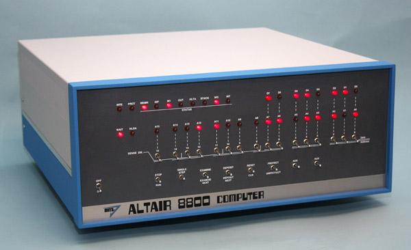 Altair 8800 clone