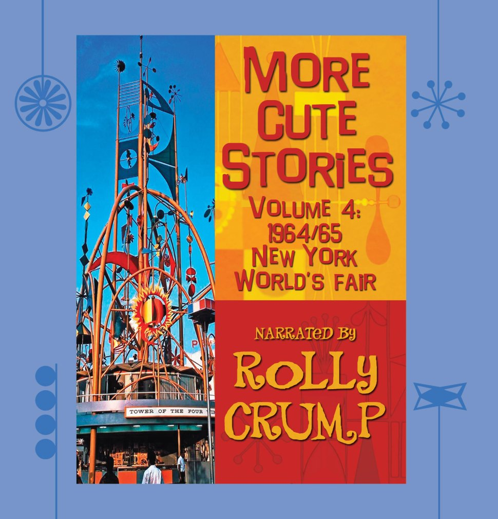 """Mary Blair and the World's Fair: Rolly Crump describes the birth of """"it's a small world"""""""