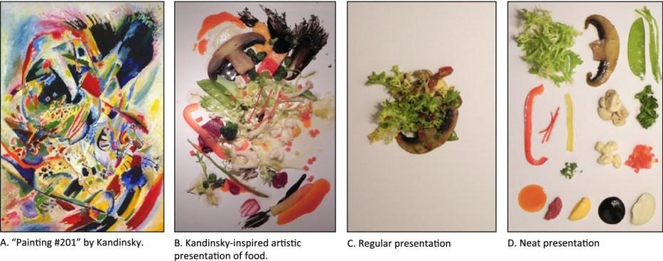 Artistic-food