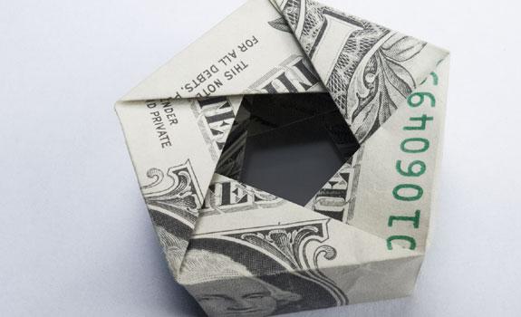 origami-pentagon