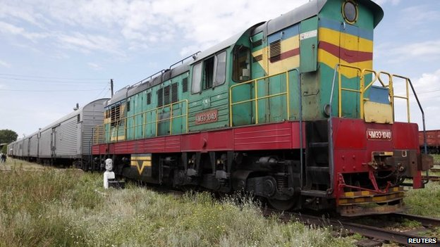 Most of the recovered bodies are thought to have been put in refrigerated rail wagons