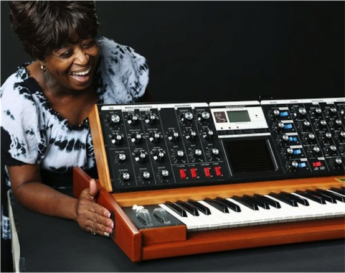 J  Dilla's Moog in the Smithsonian / Boing Boing