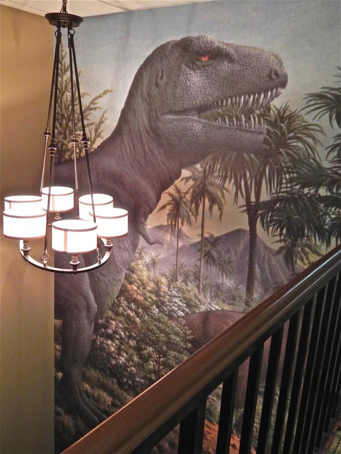 13_Cretaceous stairwell zallinger