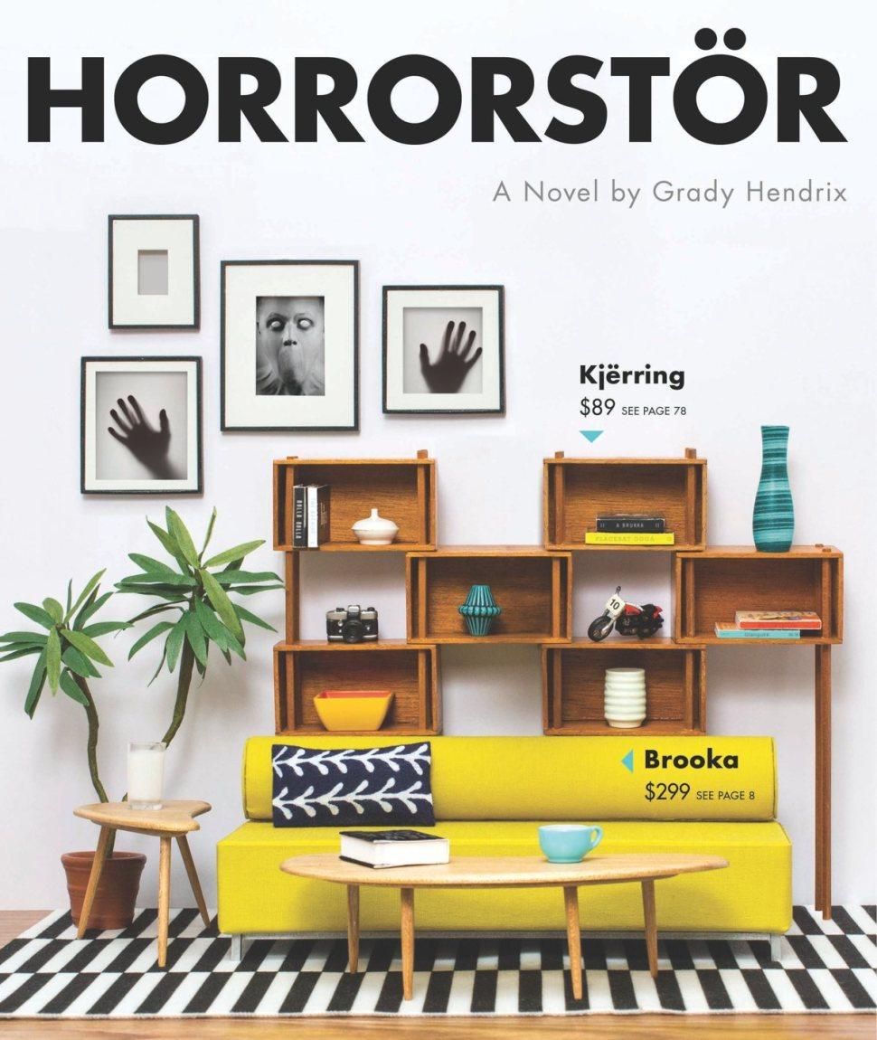 A Horror Novel That Looks Like An IKEA Catalog Boing