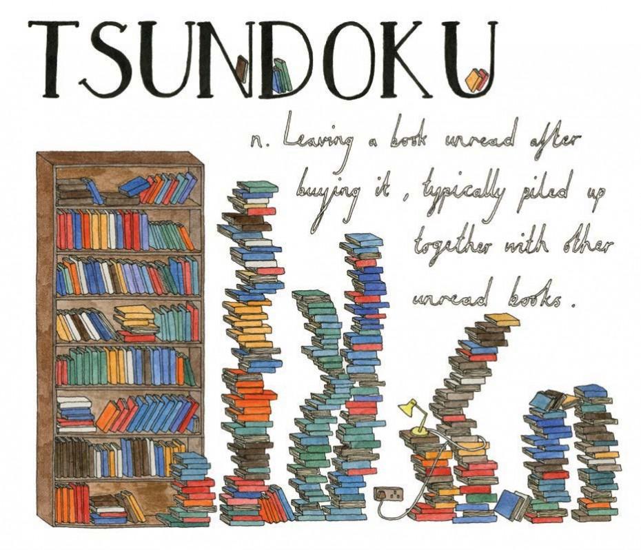 Tsundoko - Japanese, noun