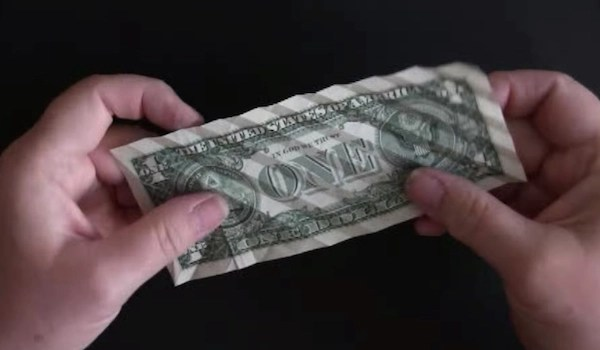 WATCH: time-lapse origami turns a dollar bill into a koi ... - photo#21