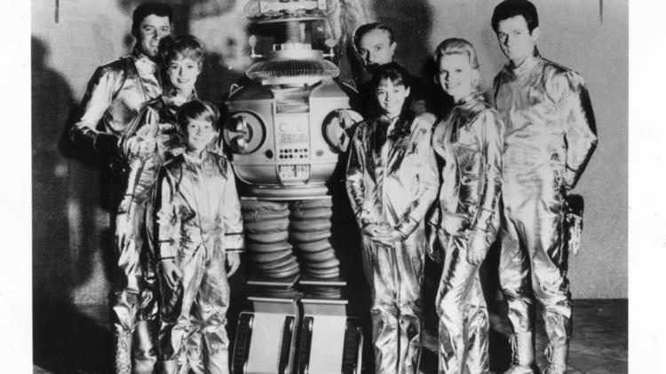 """Robert Kinoshita, creator of the robot in """"Lost in Space,"""" died in December. He was 100 years old."""