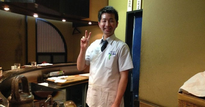 Tsukunejima head chef.