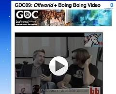 Boing Boing Video at GDC