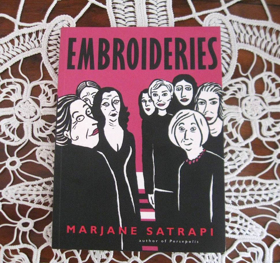 Embroideries Iranian Womens Stories On Faking Virginity Forced